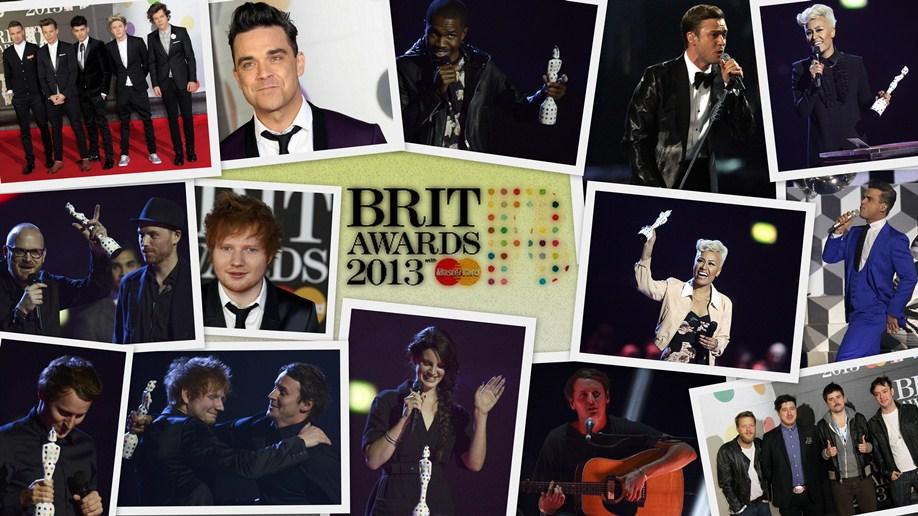 Brit Awards 2013 (muzbuz)