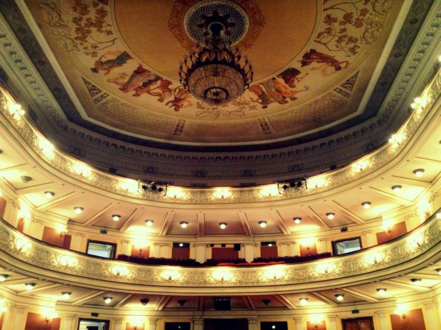 Пермский театр оперы и балета экскурсия