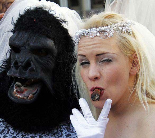 Защитников, прикольные картинка невесты