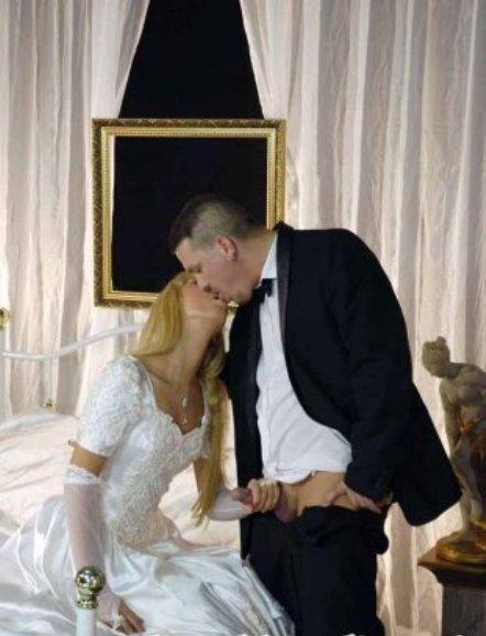 фото моей жены первую брачную ночь