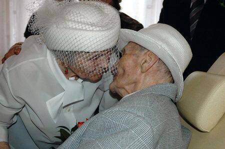 Старейшему жениху в Полтаве - 83 года
