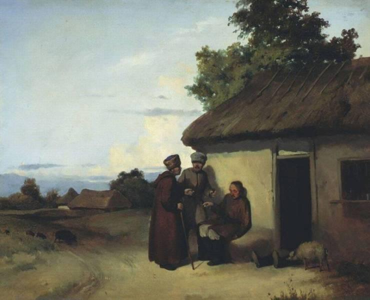 malorossiiskii-shinok.-1837-artfond