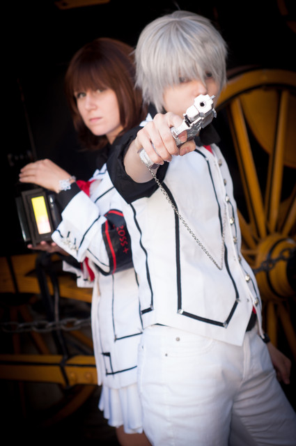 Anime Characters To Cosplay : Vampire knight anime characters group cosplay zero and
