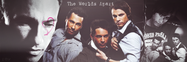 the worlds apart ^^