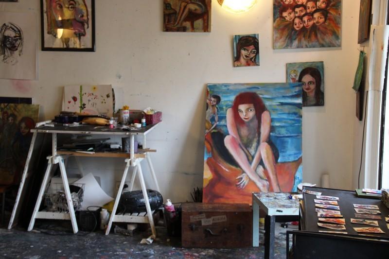 Париж ... художественное ... вдруг ... IMG_5912