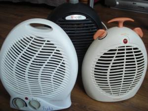 тепловентеляторы