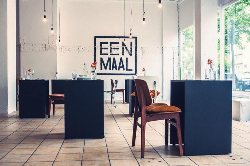Интерьер кафе Еenmaal