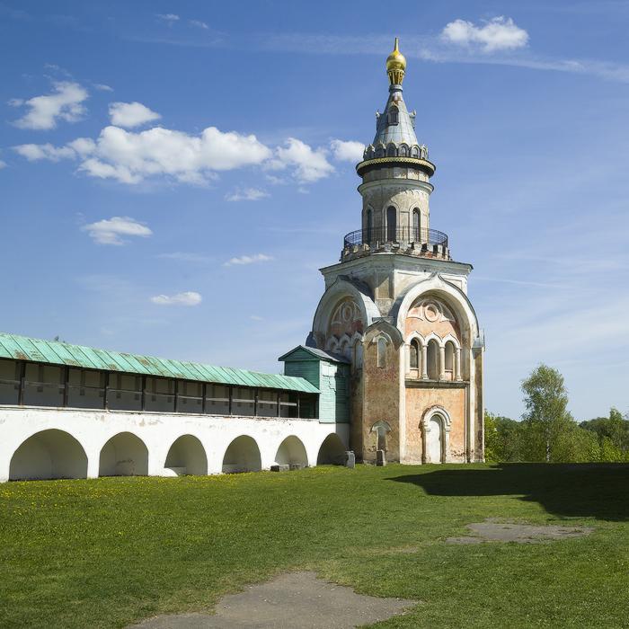 Борисоглебский мужской монастырь.  Свечная башня-1.jpg