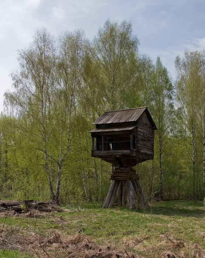 мельница-столбовка