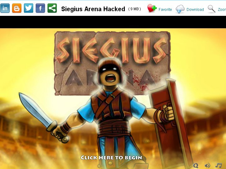 Play siegius arena hacked game online free at myhappygamescom