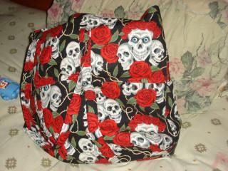 My new knitting bag