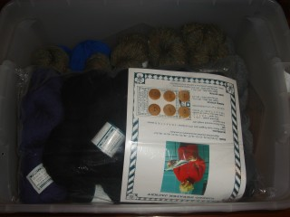 Ribbed Jacket Kit