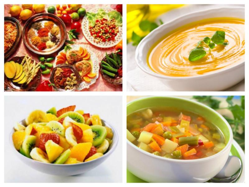 Лечебная диета блюда