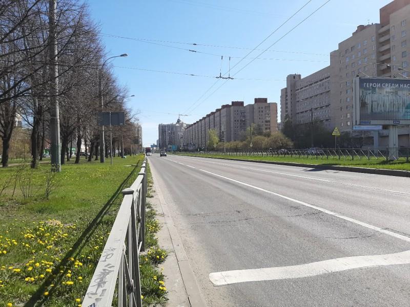 Богатырский проспект