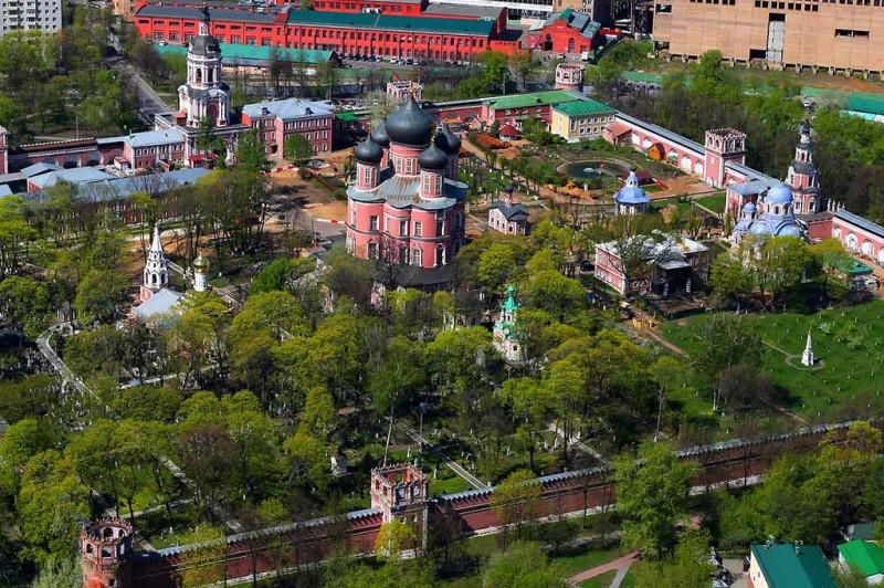 Донской монастырь. источник фото: https://www.mos.ru/mayor/themes/3299/5682050/