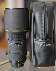 Tokina AT-X 300mm f/4 SD APO