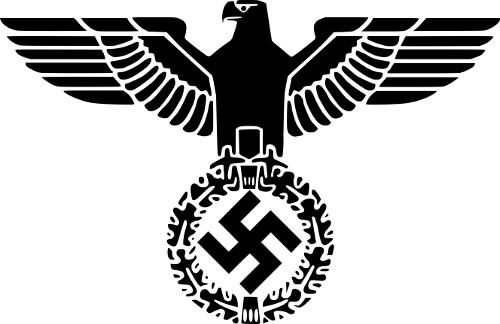 42 СВ - немецкая символика
