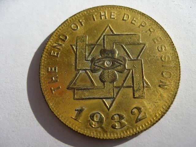 Юбилейная монета сша 1932 купюры польши