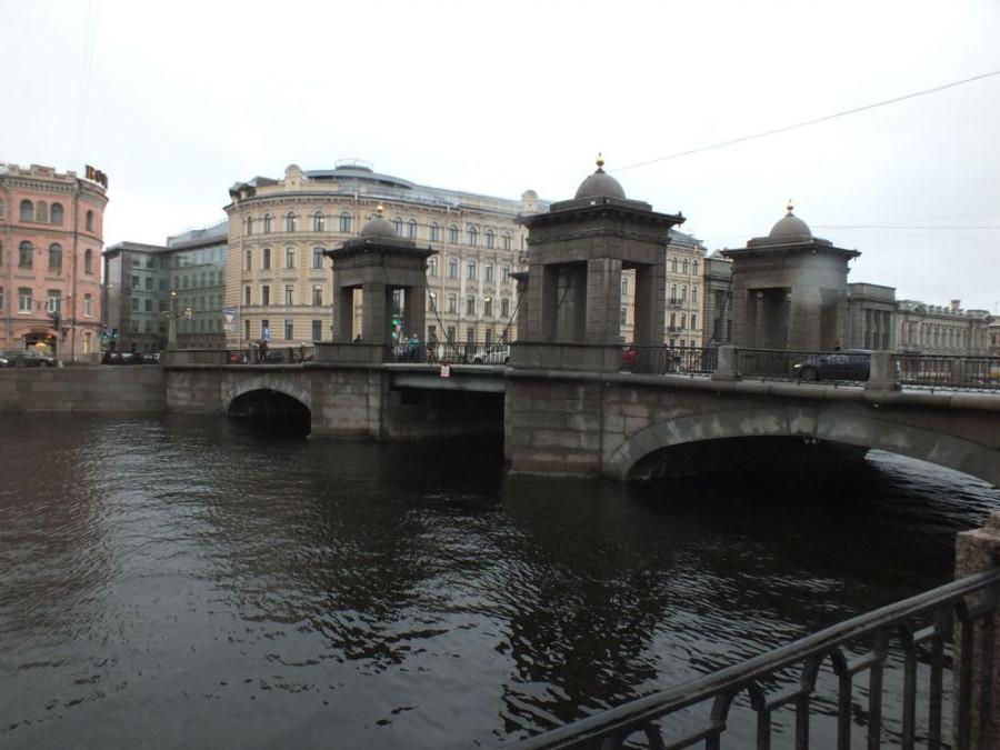 37 Ломоносовский мост