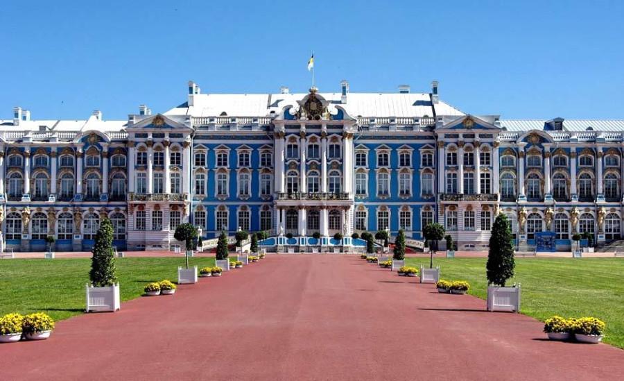 Екатерининский дворец 01