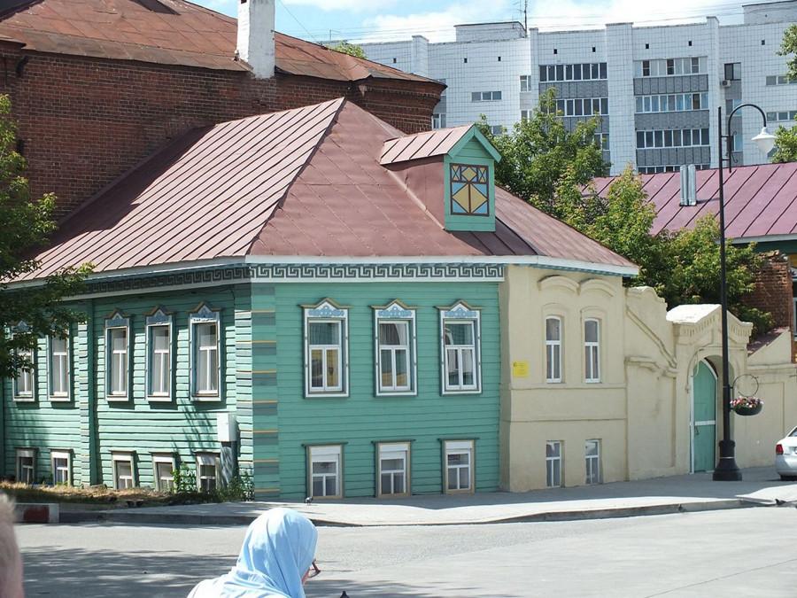 12-5 Казань Татарская слобода
