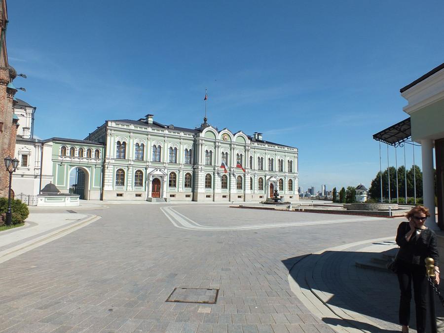 13-8 Казань Губернаторский дворец