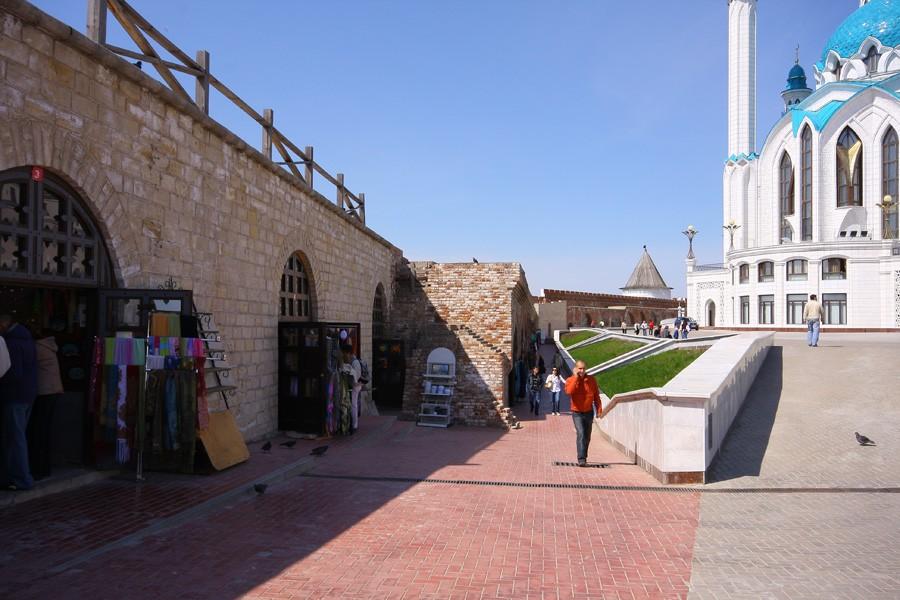 14-5 Кремль стена реконструированная