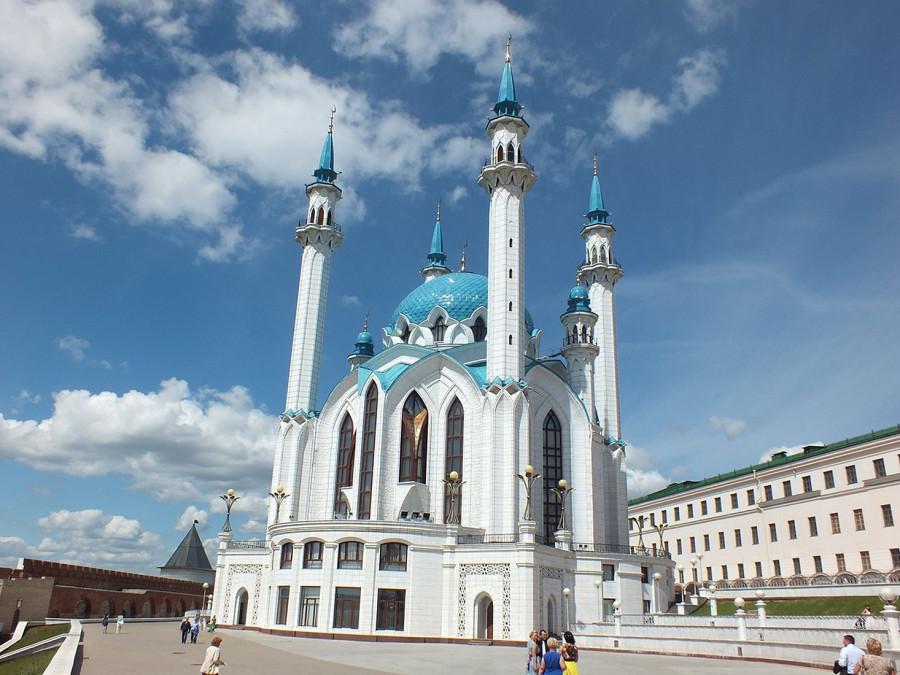 14-8 Казань кремль Кул-Шариф