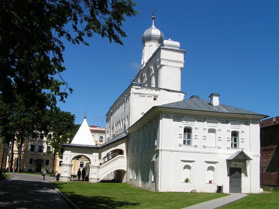 16-1 Великий Новгород