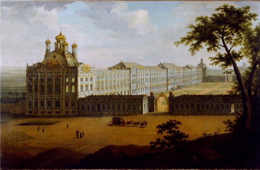 03 Екатериненский дворец 18 век