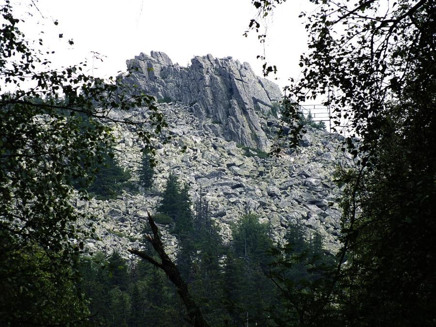 22-1 Антенная гора