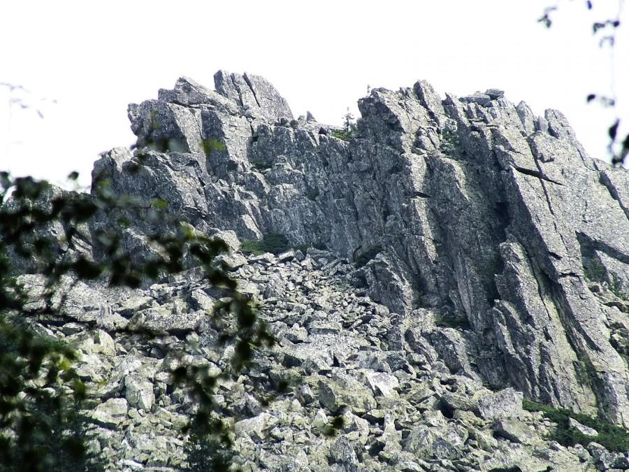22-2 Антенная гора