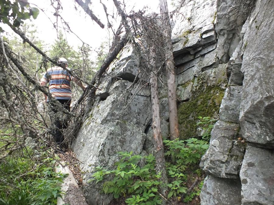 26-09 разрушенные скалы