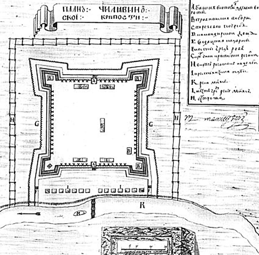 Челябинская крепость 2