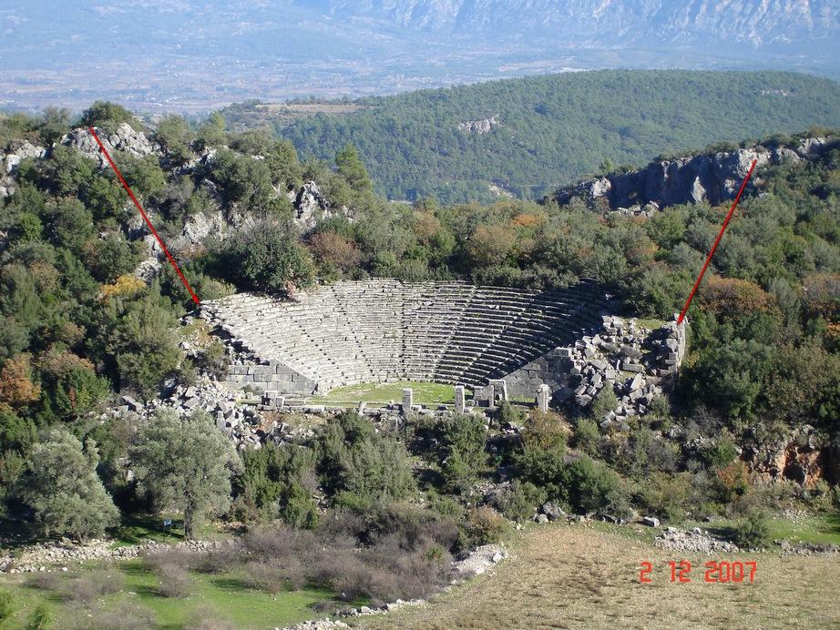 14 Амфитеатр Турция