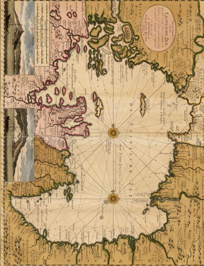 17 Средняя азия старая карта 03а