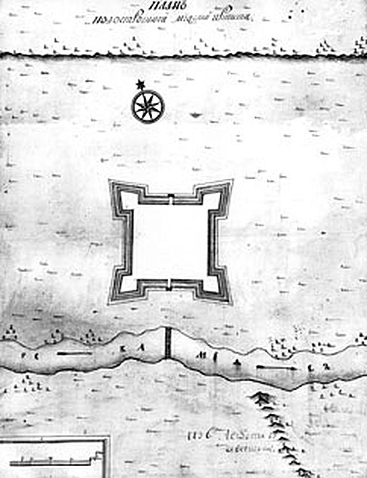 Миасская крепость 01