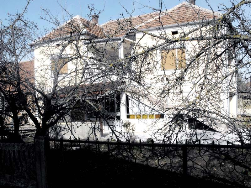 Проект пристройки дома - Виданович (Деревня Деспотовац - Сербия) (5)