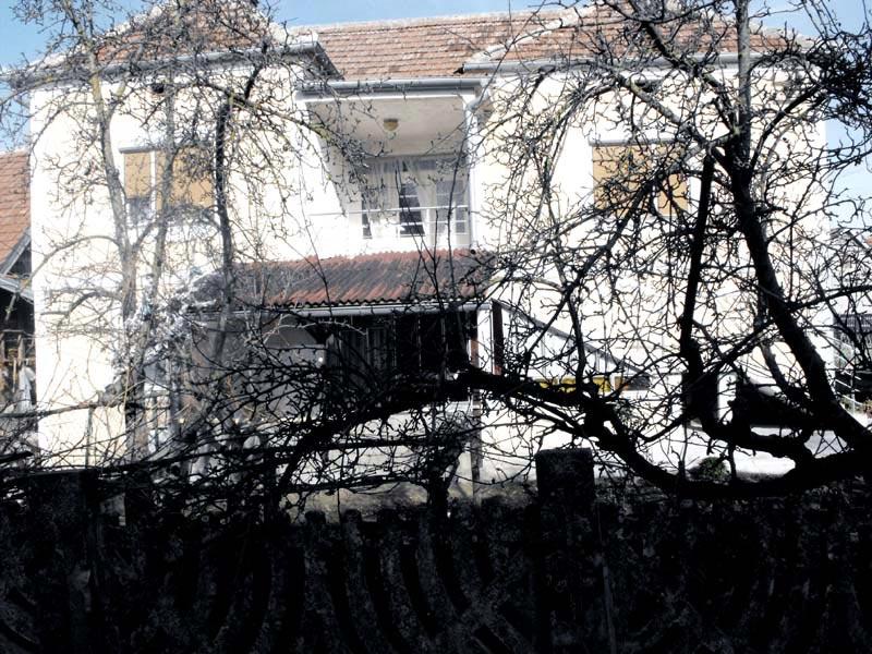 Проект пристройки дома - Виданович (Деревня Деспотовац - Сербия) (6)