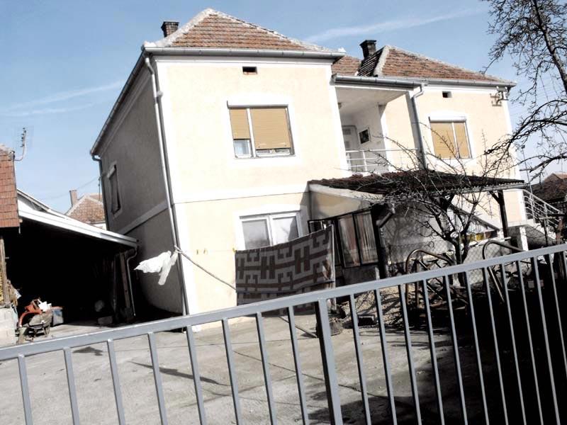 Проект пристройки дома - Виданович (Деревня Деспотовац - Сербия) (7)