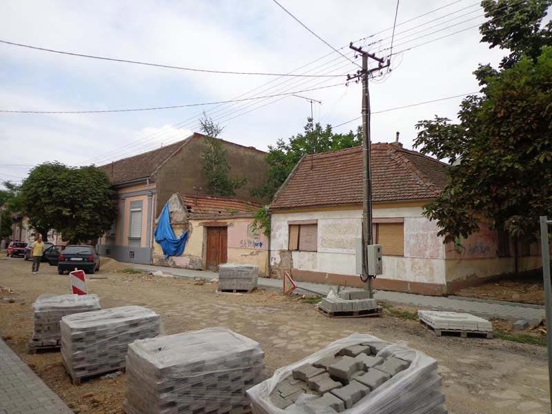 Проект бизнес-жилого дома - Цветкович (Город Вршац - Сербия) (1)
