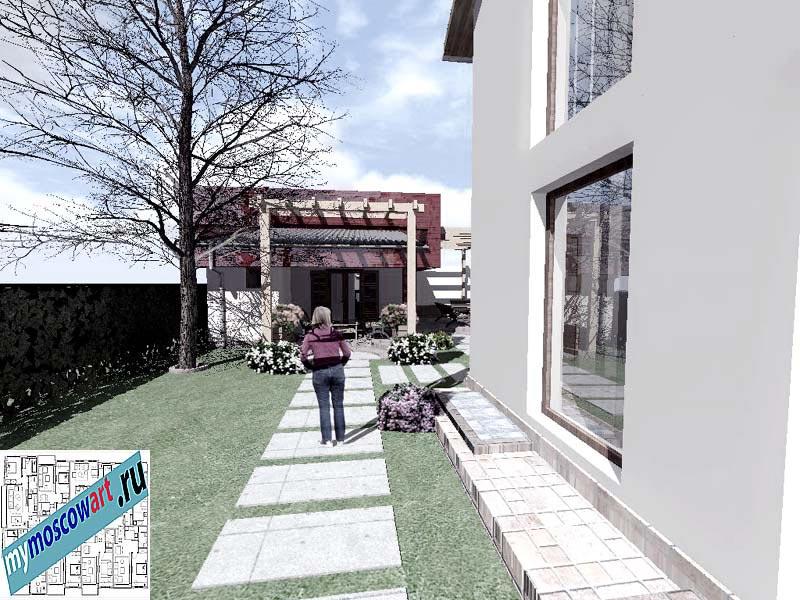 Проект дома - Горан (Город Мюнхен - Германия) (7)