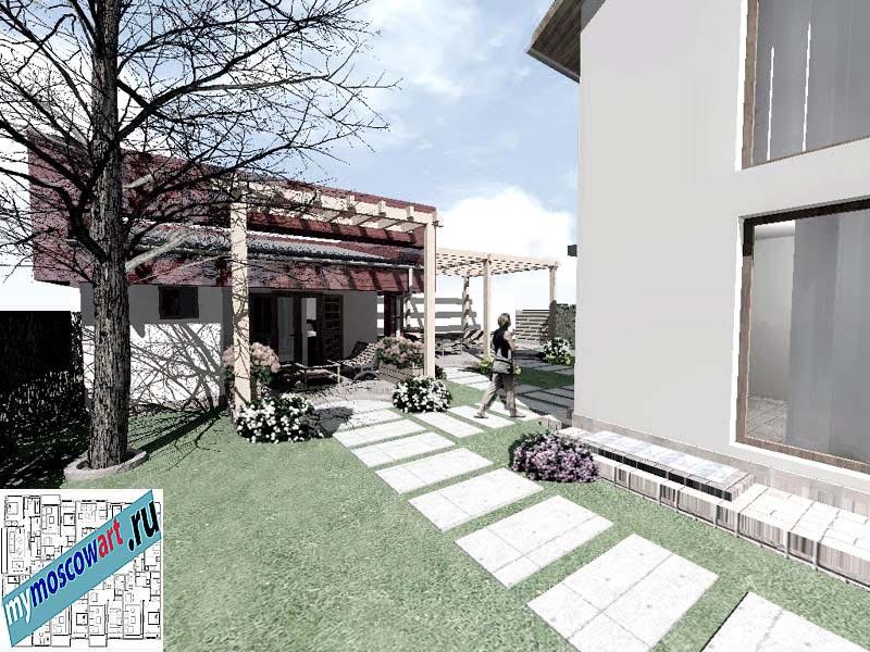 Проект дома - Горан (Город Мюнхен - Германия) (8)