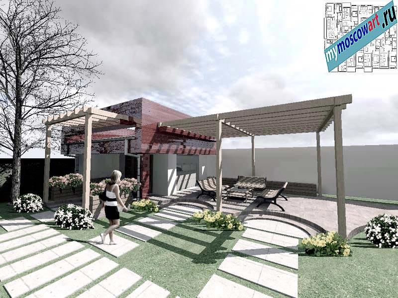 Проект дома - Горан (Город Мюнхен - Германия) (11)