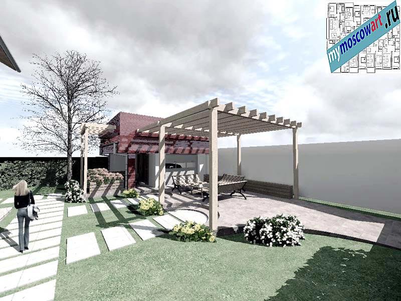 Проект дома - Горан (Город Мюнхен - Германия) (12)