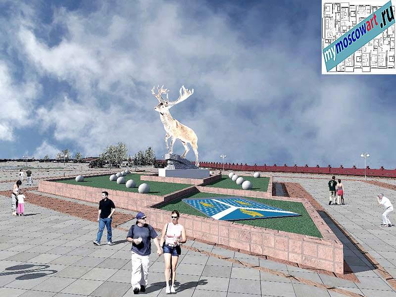 Проект амфитеатра - Азат (Город Тарко-Сале - Россия) (12)