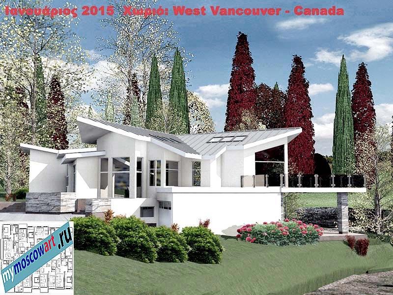 Проект виллы - Мануэла (Город Ванкувер - Канада) (6)
