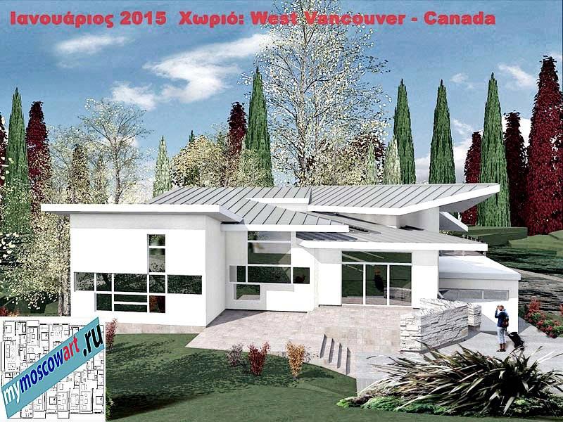 Проект виллы - Мануэла (Город Ванкувер - Канада) (9)
