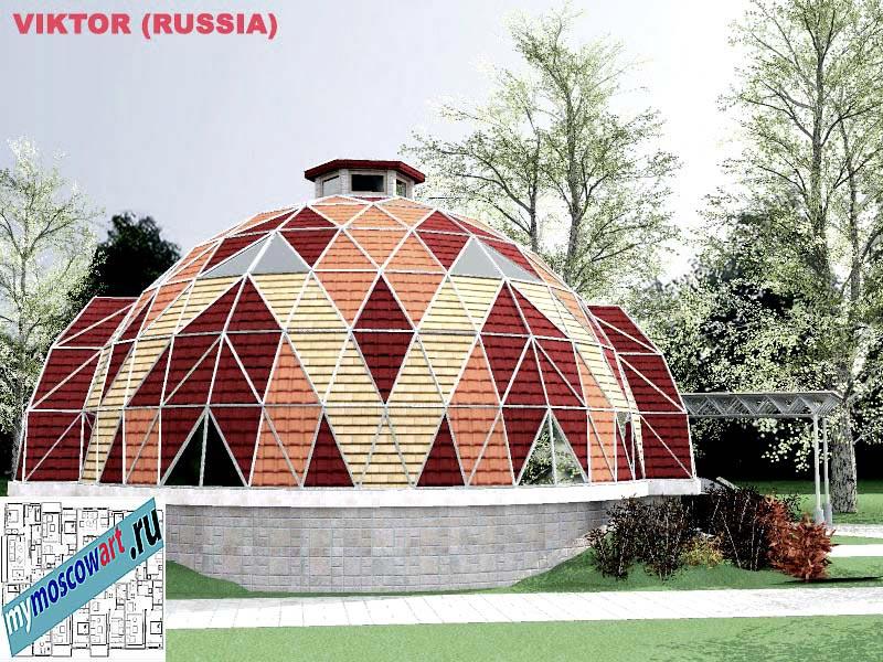 Проект дома - Виктор (Город Москва - Россия) (4)