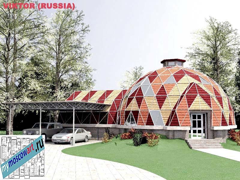 Проект дома - Виктор (Город Москва - Россия) (5)